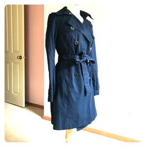 Juicy Couture trench coat NWT small